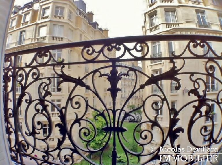 Place de Breteuil – Classique parisien calme et vue dégagé - 75015 Paris (24)