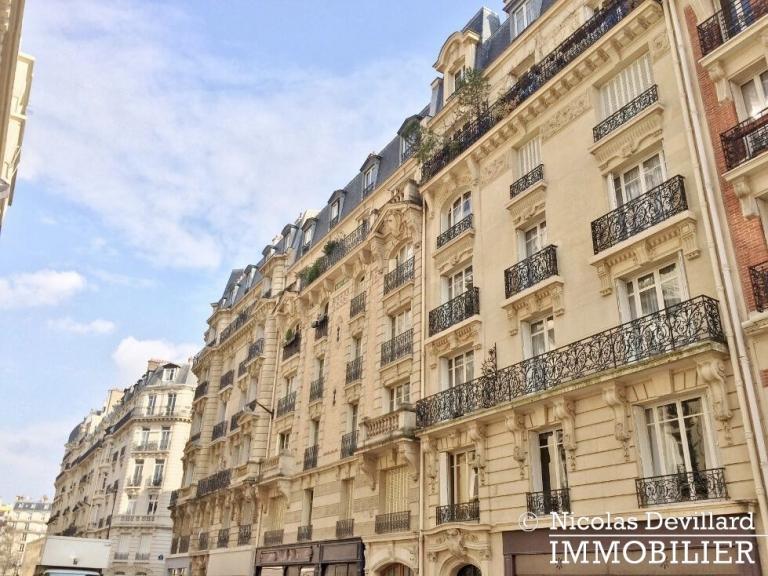 Place de Breteuil – Classique parisien calme et vue dégagé - 75015 Paris (25)