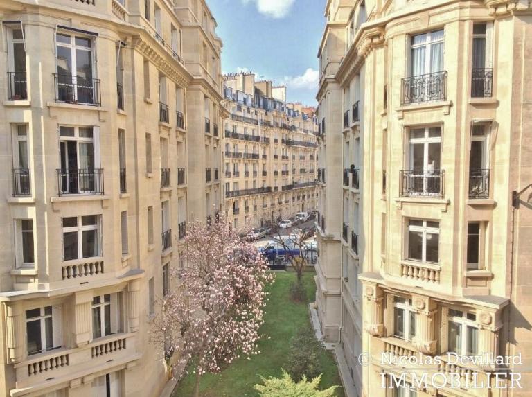 Place de Breteuil – Classique parisien calme et vue dégagé - 75015 Paris (26)