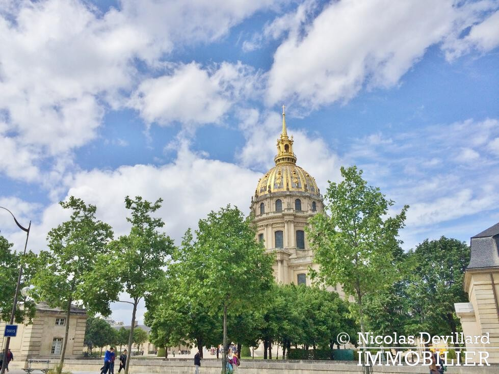 Place de Breteuil – Classique parisien calme et vue dégagé 75015 Paris (28)