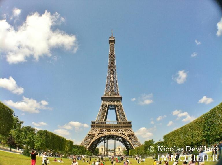 Place de Breteuil – Classique parisien calme et vue dégagé - 75015 Paris (29)