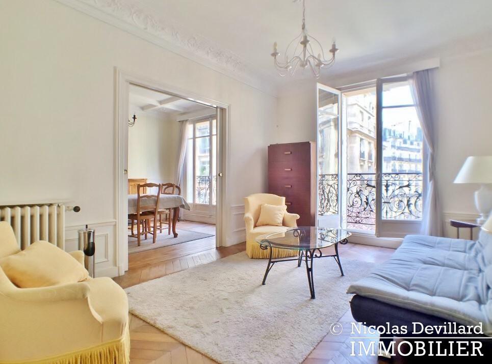 Place de Breteuil – Classique parisien calme et vue dégagé 75015 Paris (3)