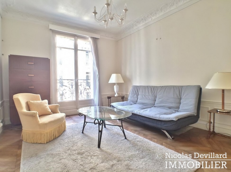 Place de Breteuil – Classique parisien calme et vue dégagé - 75015 Paris (5)