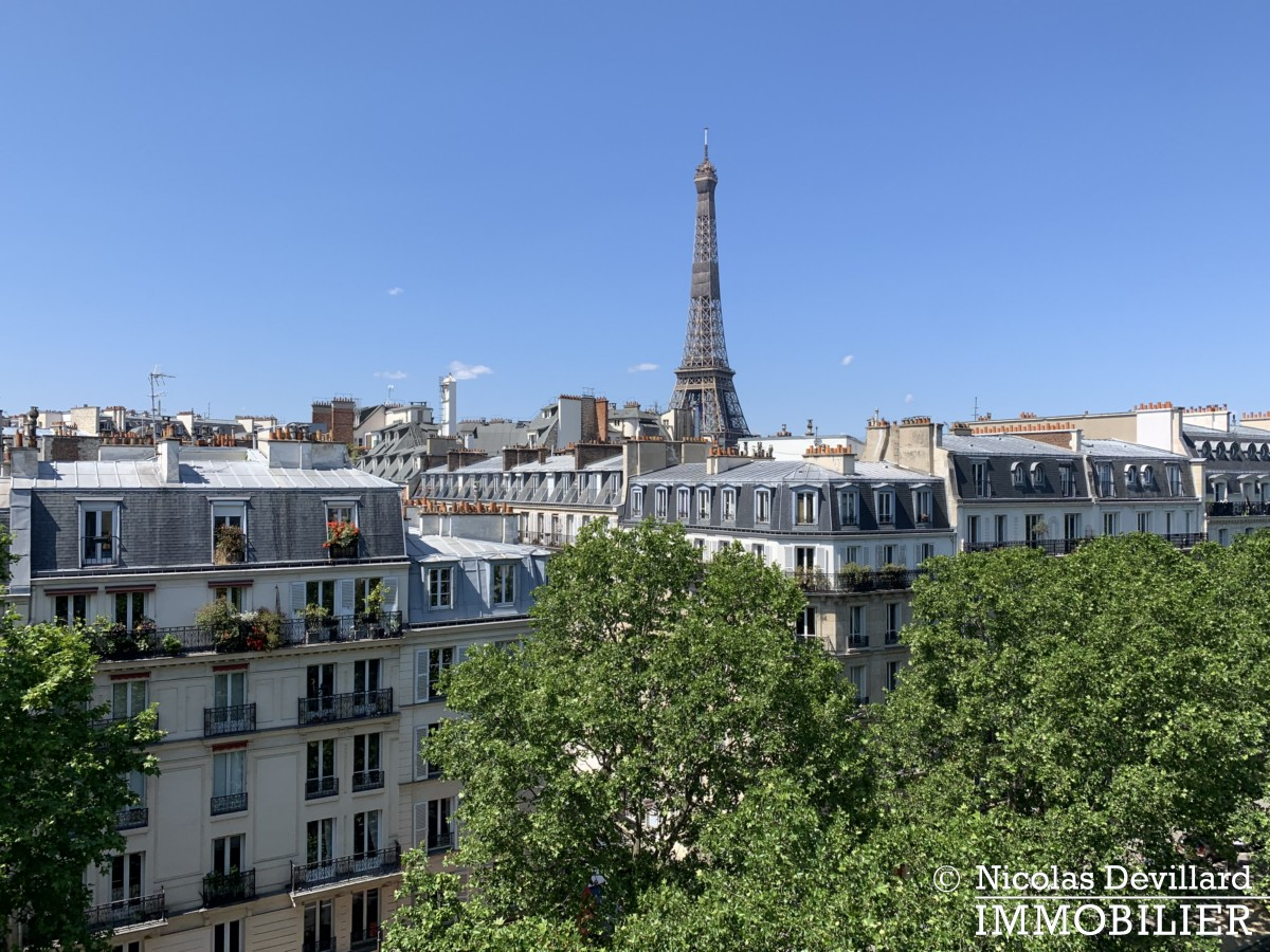 Bosquetrue Cler – Dernier étage rénové avec vue – 75007 Paris (1)
