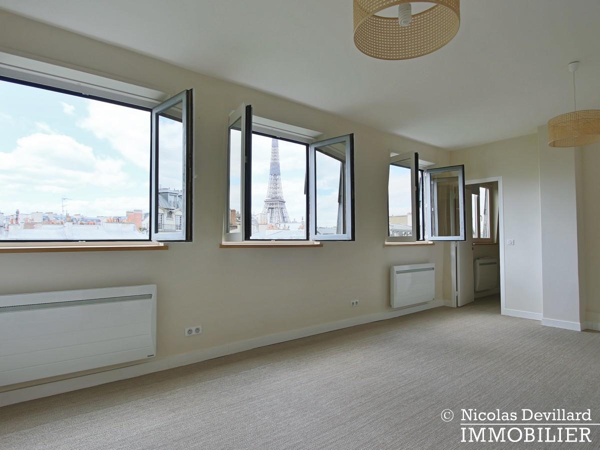 Bosquetrue Cler – Dernier étage rénové avec vue – 75007 Paris (12)