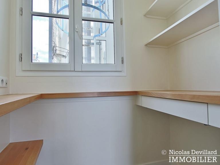 Bosquetrue Cler – Dernier étage rénové avec vue – 75007 Paris (24)