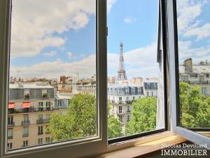 Bosquetrue Cler – Dernier étage rénové avec vue – 75007 Paris (35)