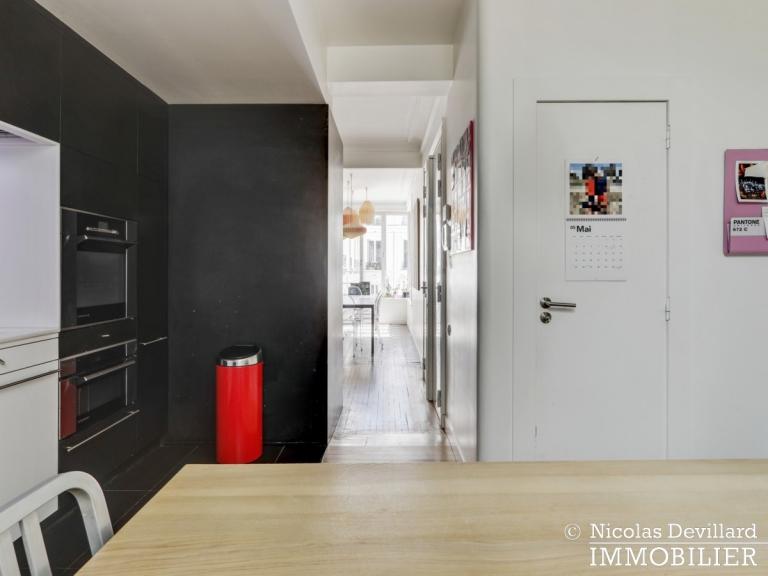 Champ de MarsSt-Dominique – Classique familial revisité par architecte – 75007 Paris (20)