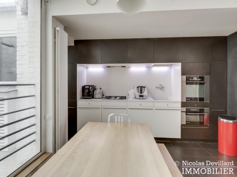 Champ de MarsSt-Dominique – Classique familial revisité par architecte – 75007 Paris (21)