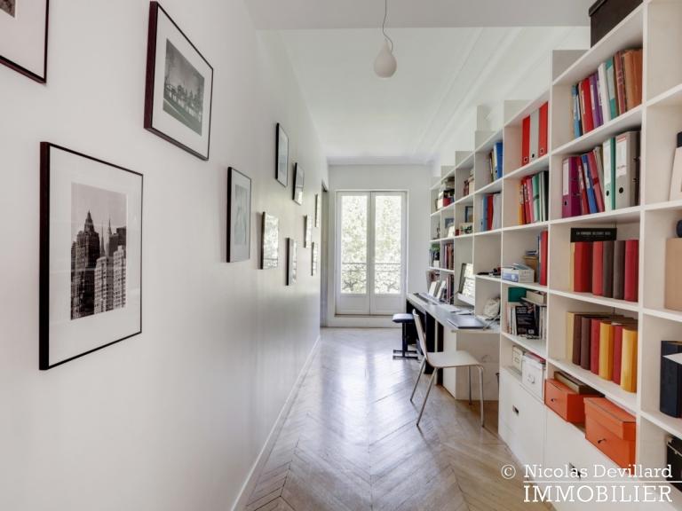Champ de MarsSt-Dominique – Classique familial revisité par architecte – 75007 Paris (23)