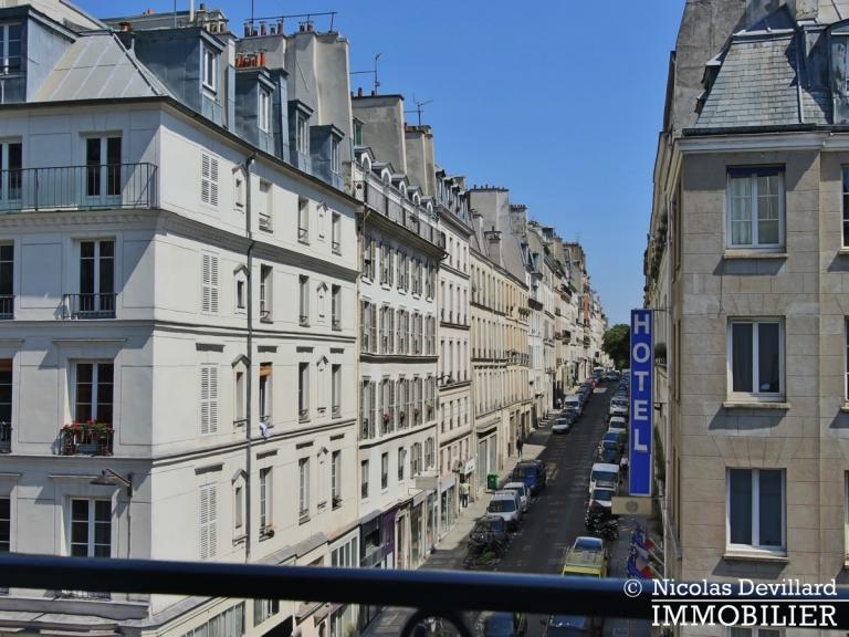 Saint-MartinArts et Métiers – Rénové, calme et vue dégagée – 75003 Paris (1)