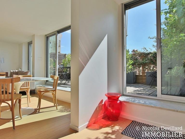 Village de Passy – Rénovation de qualité et terrasse plein soleil – 75016 Paris (1)