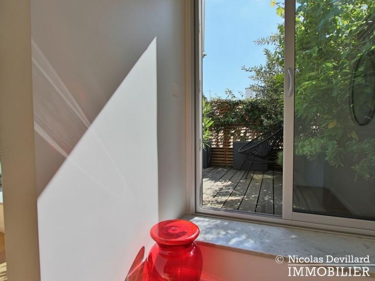 Village de Passy – Rénovation de qualité et terrasse plein soleil – 75016 Paris (10)