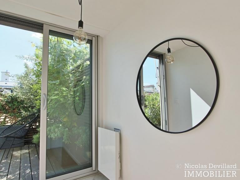 Village de Passy – Rénovation de qualité et terrasse plein soleil – 75016 Paris (2)