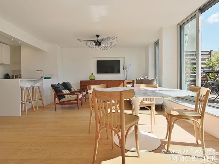 Village de Passy – Rénovation de qualité et terrasse plein soleil – 75016 Paris (3)