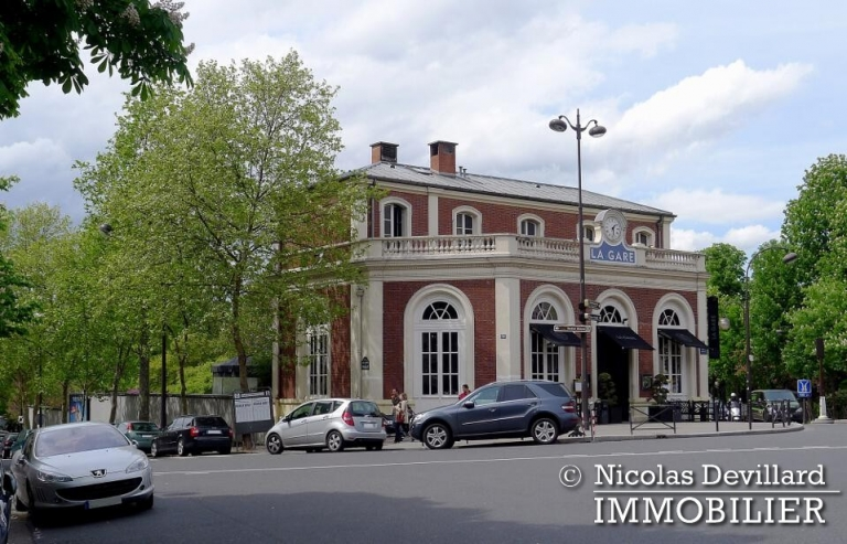 Village de Passy – Rénovation de qualité et terrasse plein soleil – 75016 Paris (38)