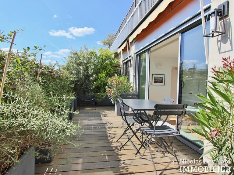 Village de Passy – Rénovation de qualité et terrasse plein soleil – 75016 Paris (5)