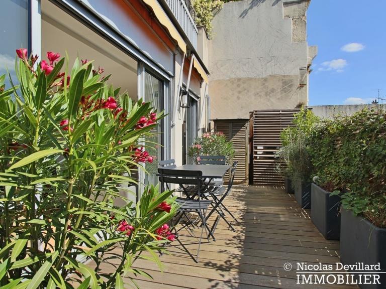 Village de Passy – Rénovation de qualité et terrasse plein soleil – 75016 Paris (7)