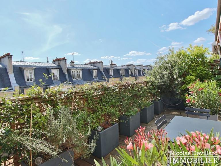 Village de Passy – Rénovation de qualité et terrasse plein soleil – 75016 Paris (8)