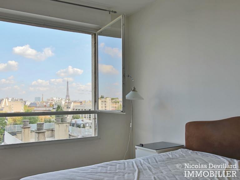 AuteuilExelmans – Spacieux, calme et vue sur Paris et jardins – 75016 Paris (14)