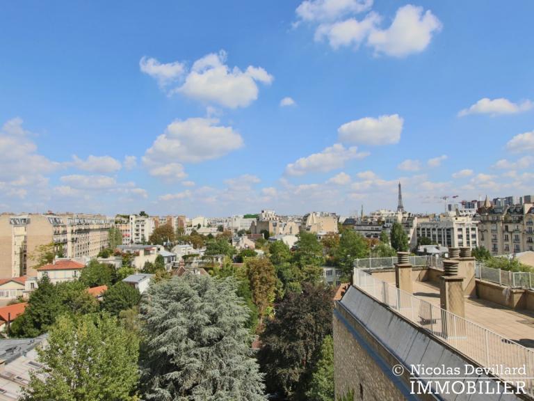 AuteuilExelmans – Spacieux, calme et vue sur Paris et jardins – 75016 Paris (25)