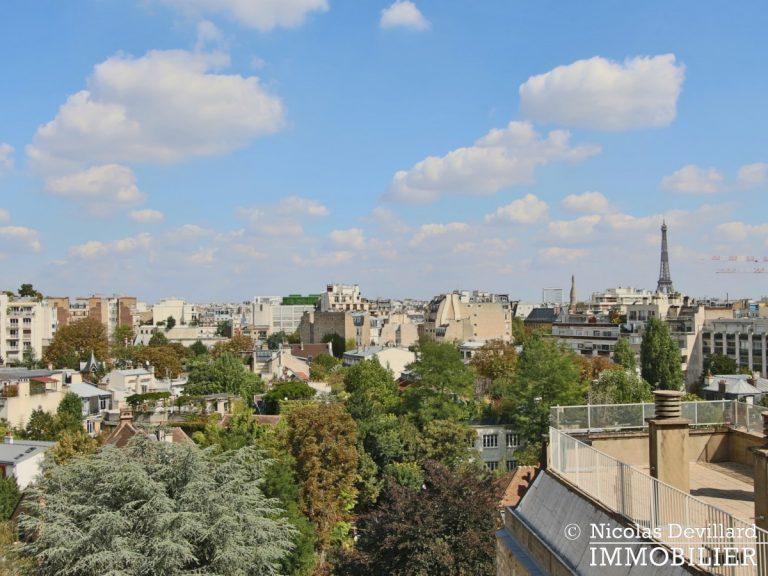AuteuilExelmans – Spacieux, calme et vue sur Paris et jardins – 75016 Paris (26)