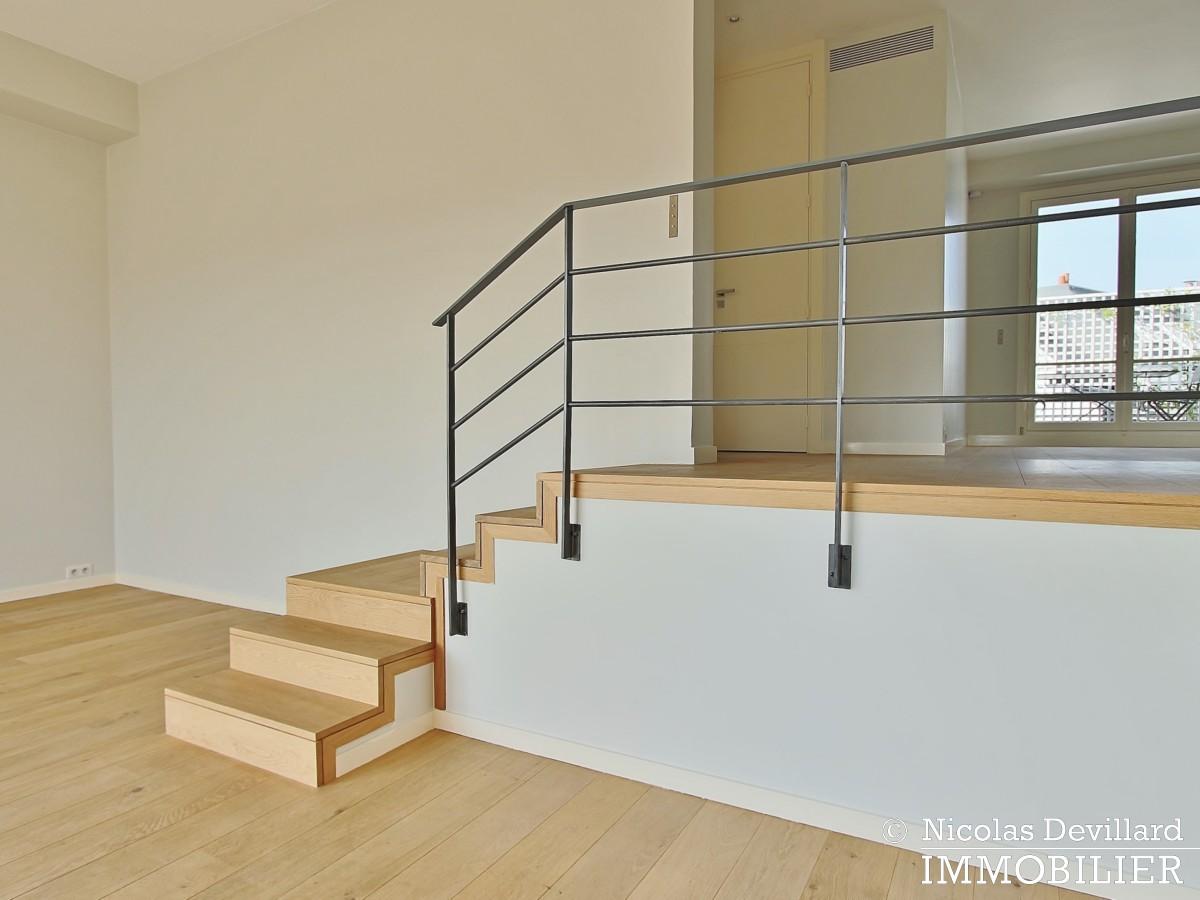 InvalidesBreteuil – Dernier étage, vue et terrasse – 75007 Paris (16)