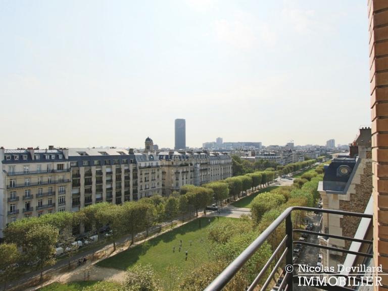 InvalidesBreteuil – Dernier étage, vue et terrasse – 75007 Paris (19)