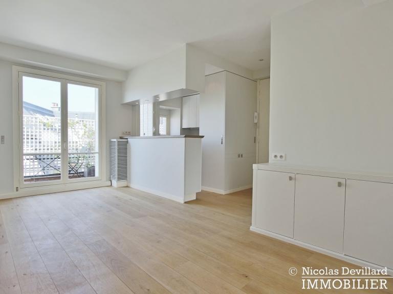InvalidesBreteuil – Dernier étage, vue et terrasse – 75007 Paris (27)
