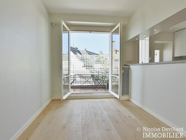 InvalidesBreteuil – Dernier étage, vue et terrasse – 75007 Paris (28)