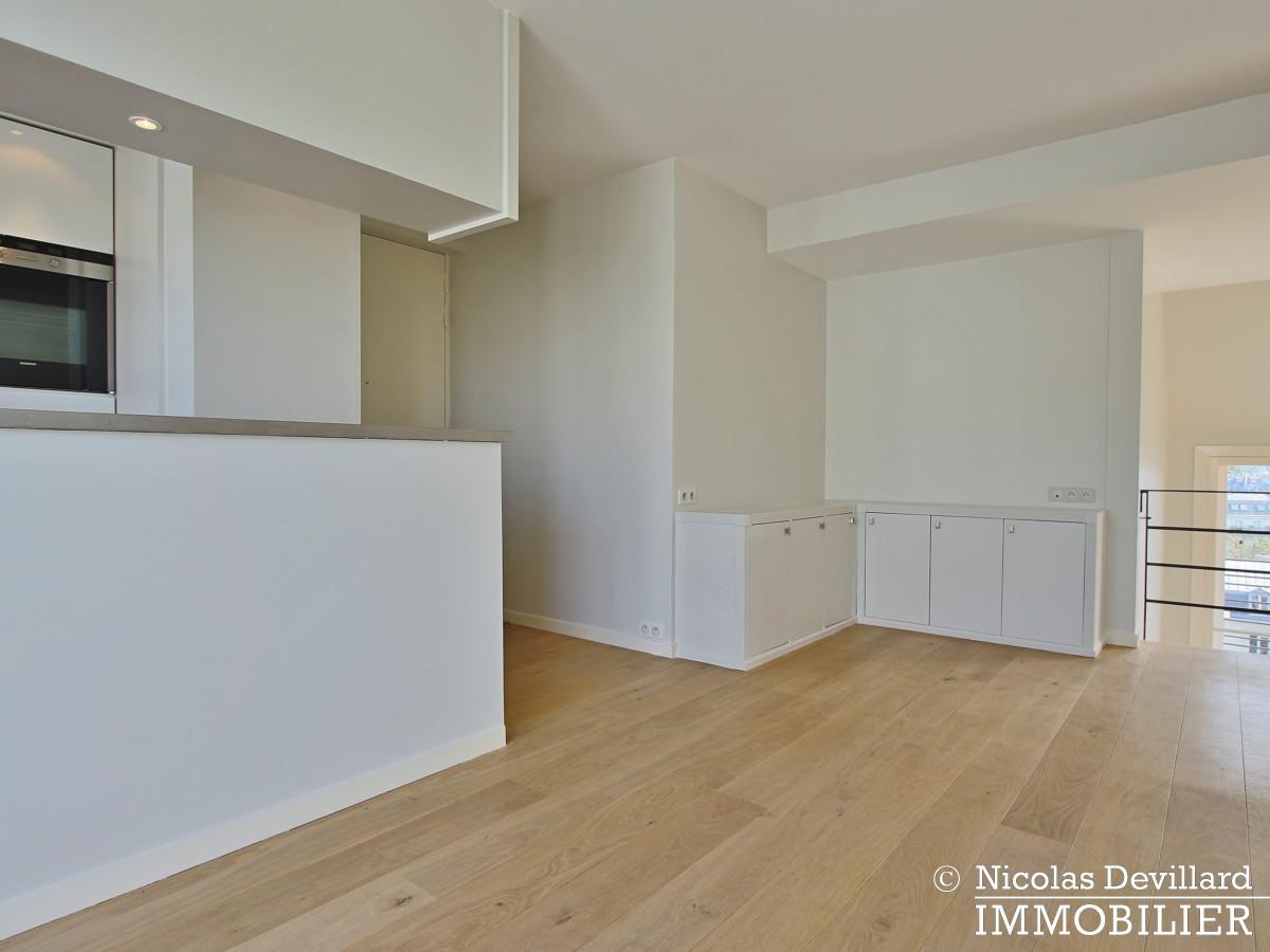 InvalidesBreteuil – Dernier étage, vue et terrasse – 75007 Paris (30)
