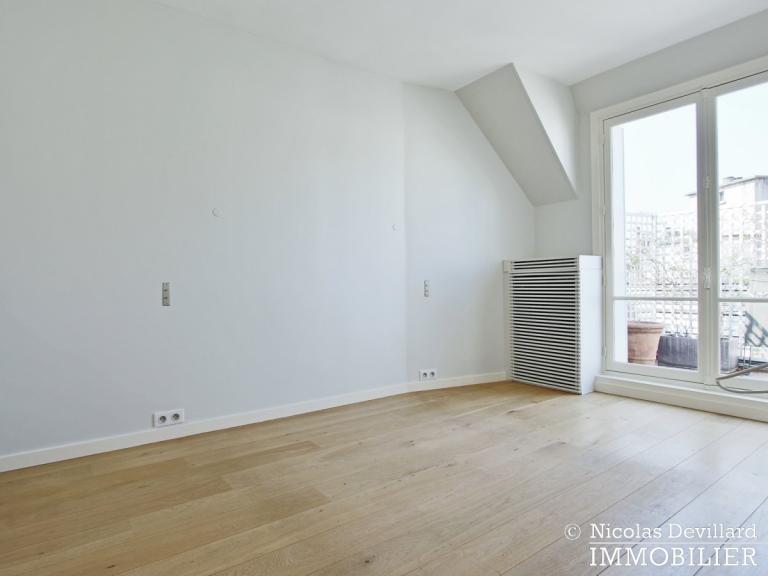 InvalidesBreteuil – Dernier étage, vue et terrasse – 75007 Paris (33)