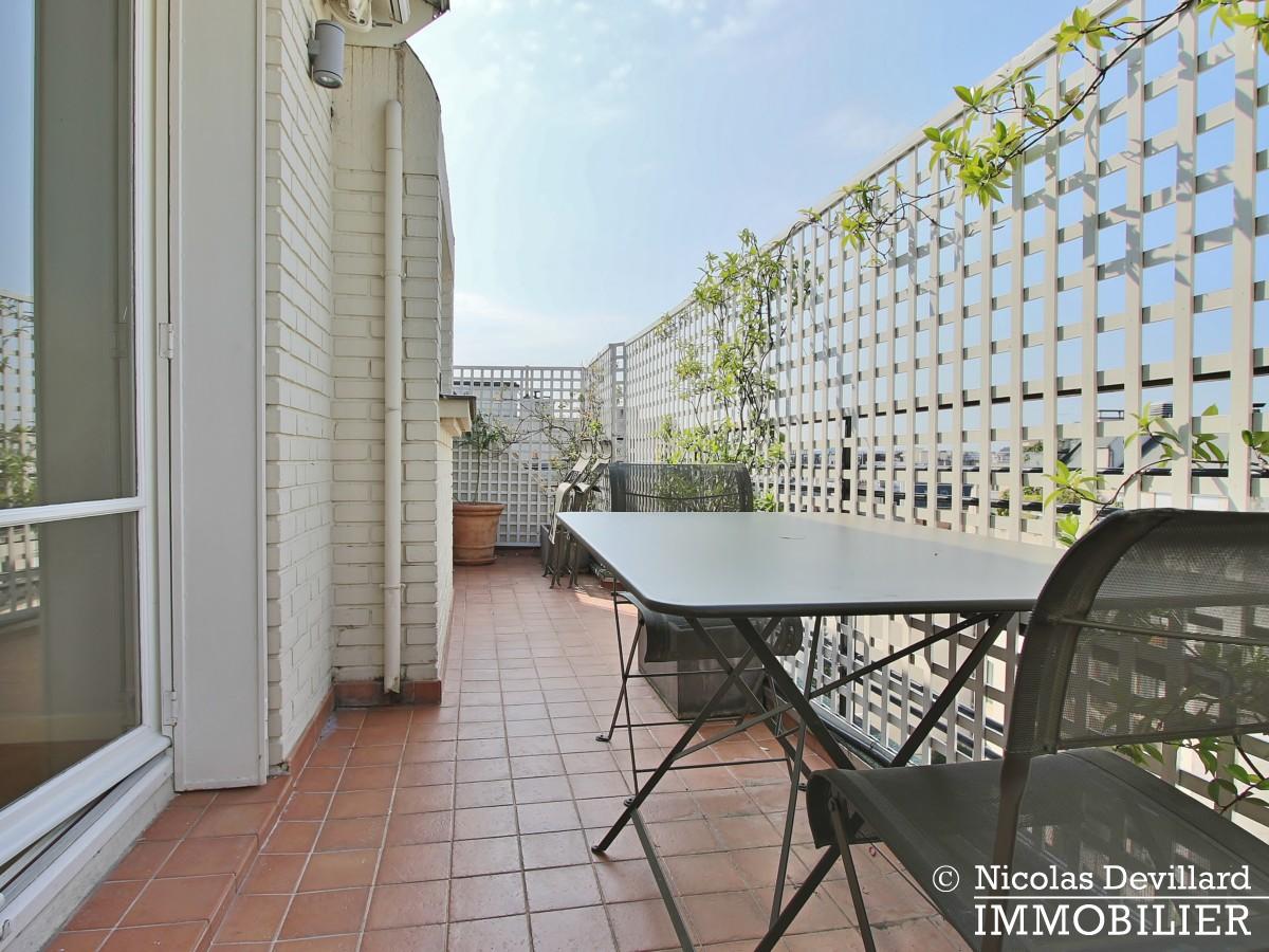 InvalidesBreteuil – Dernier étage, vue et terrasse – 75007 Paris (39)