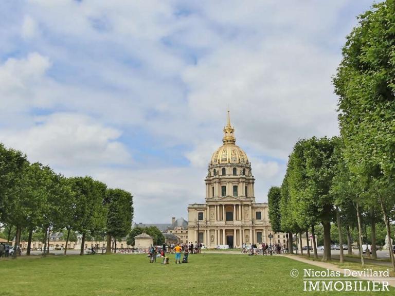 InvalidesBreteuil – Dernier étage, vue et terrasse – 75007 Paris (41)