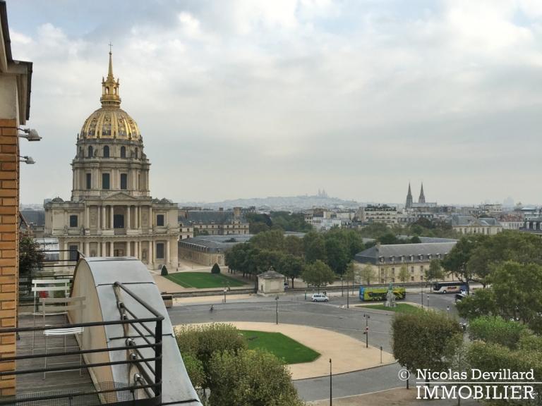 InvalidesBreteuil – Dernier étage, vue et terrasse – 75007 Paris (7)
