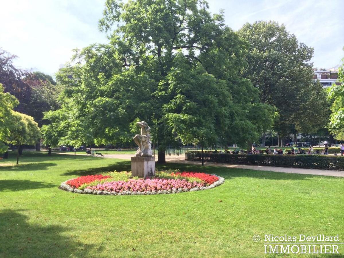 Jardin du Ranelagh – Volumes, vue et soleil – 75016 Paris (3)