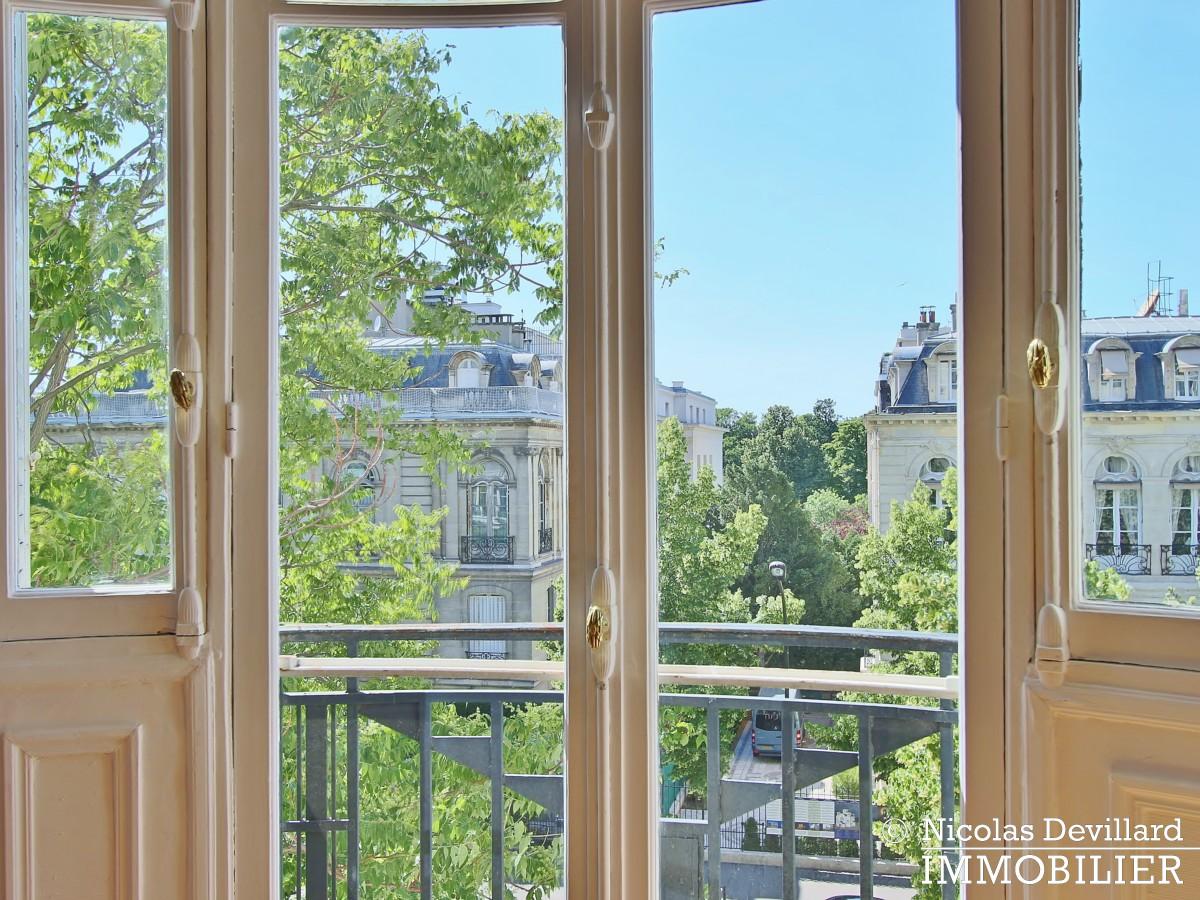 Jardin du Ranelagh – Volumes, vue et soleil – 75016 Paris (36)