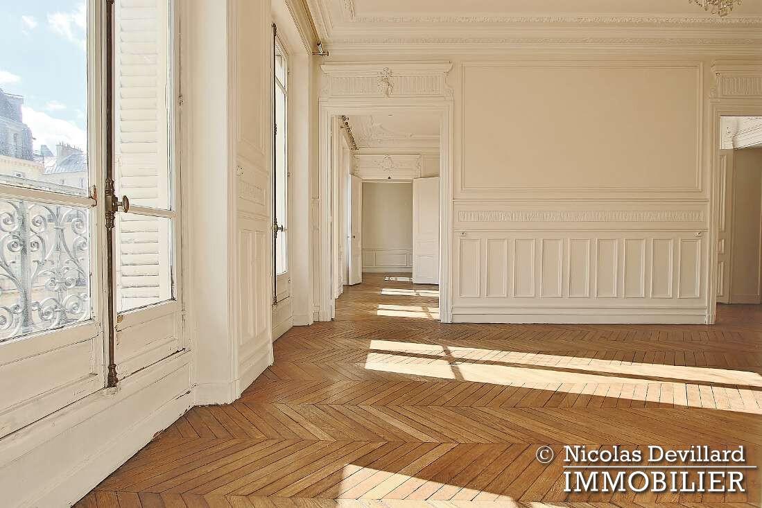 LuxembourgPanthéon – Grand classique haussmannien plein sud 75005 Paris (14)