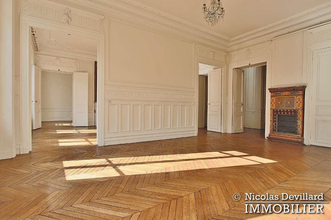 LuxembourgPanthéon – Grand classique haussmannien plein sud 75005 Paris (15)