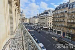 LuxembourgPanthéon – Grand classique haussmannien plein sud 75005 Paris (21)