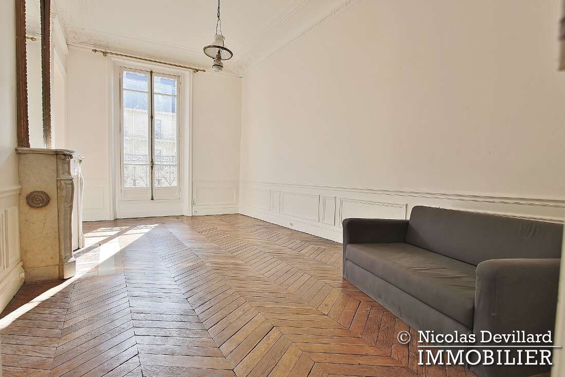 LuxembourgPanthéon – Grand classique haussmannien plein sud 75005 Paris (32)
