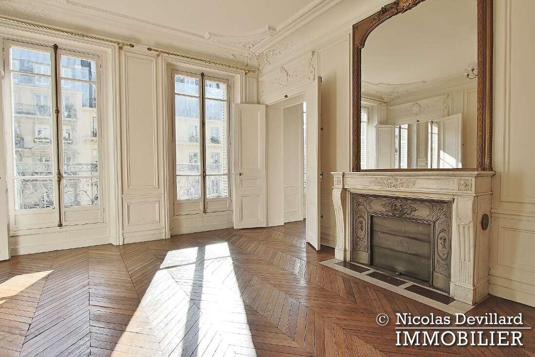 LuxembourgPanthéon – Grand classique haussmannien plein sud 75005 Paris (34)