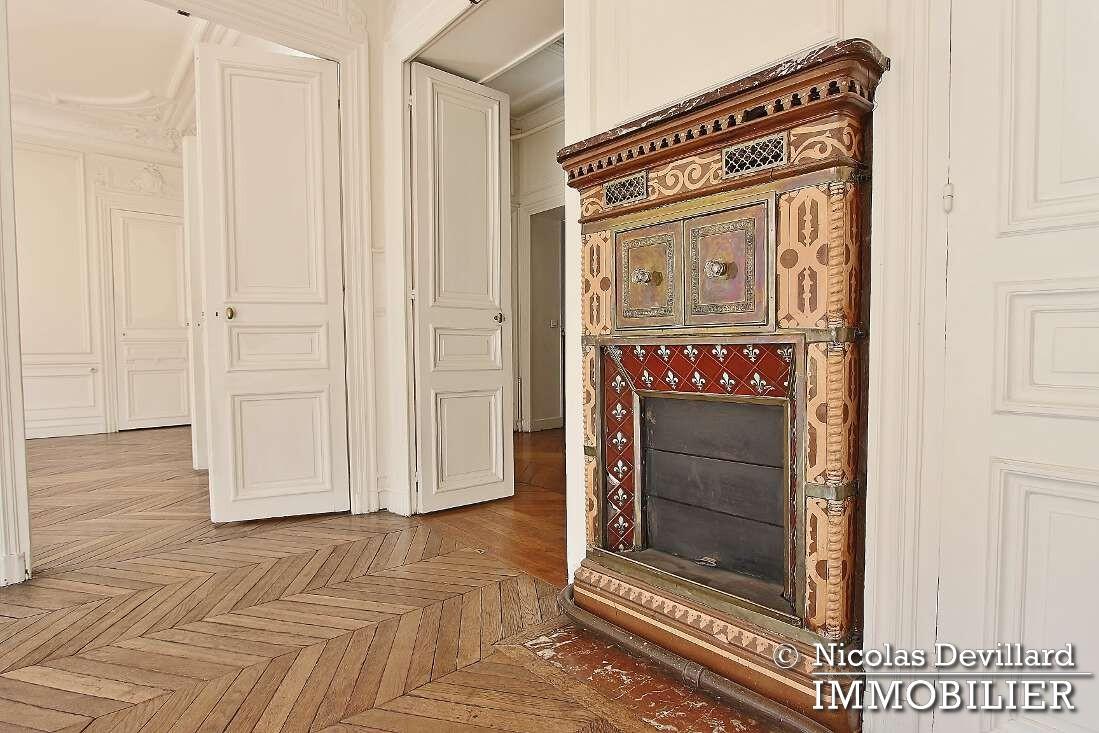 LuxembourgPanthéon – Grand classique haussmannien plein sud 75005 Paris (7)