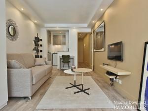 MozartJasmin – Studio élégamment rénové avec terrasse – 75016 Paris (14)