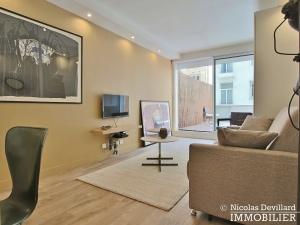 MozartJasmin – Studio élégamment rénové avec terrasse – 75016 Paris (15)