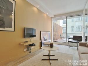 MozartJasmin – Studio élégamment rénové avec terrasse – 75016 Paris (16)