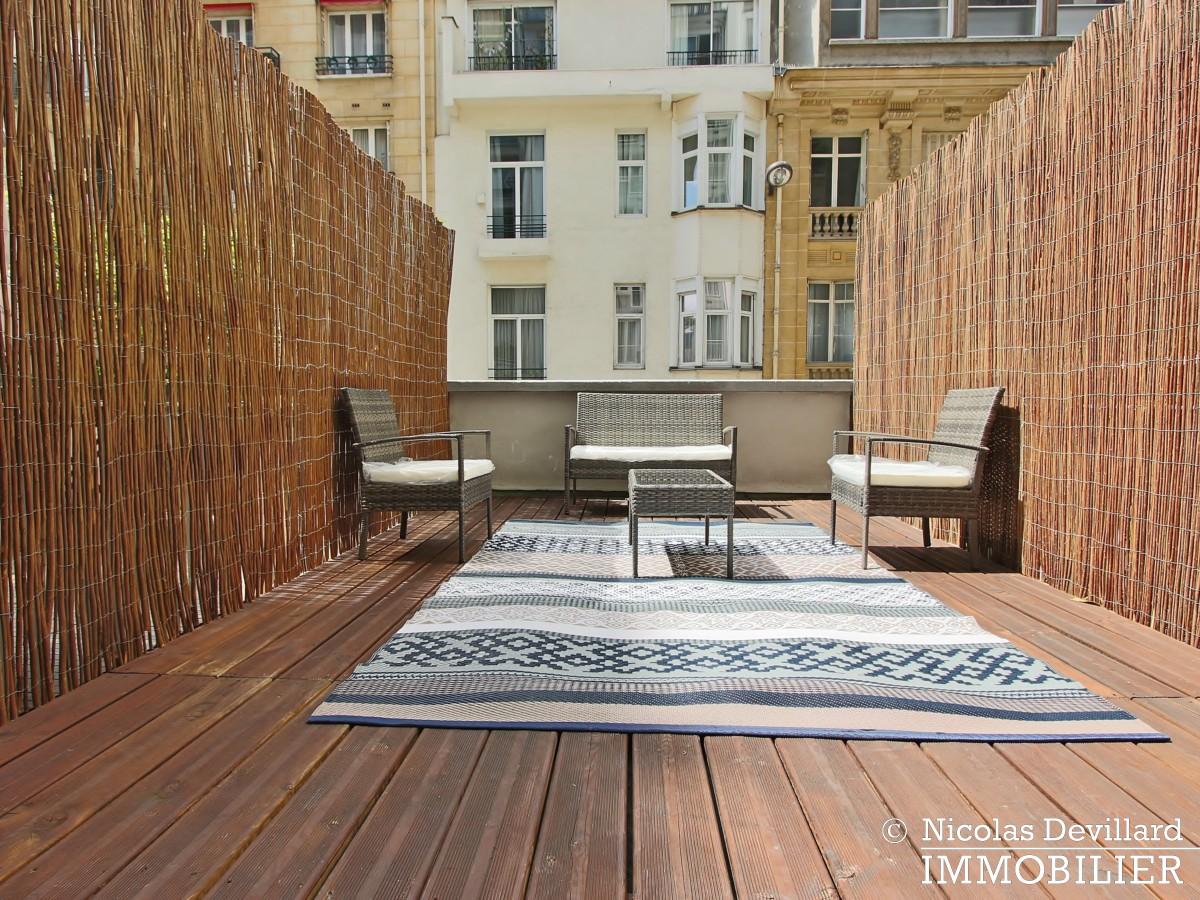 MozartJasmin – Studio élégamment rénové avec terrasse – 75016 Paris (24)