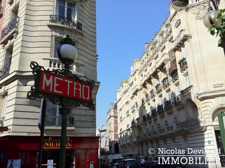 MozartJasmin – Studio élégamment rénové avec terrasse – 75016 Paris (26)