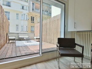 MozartJasmin – Studio élégamment rénové avec terrasse – 75016 Paris (3)