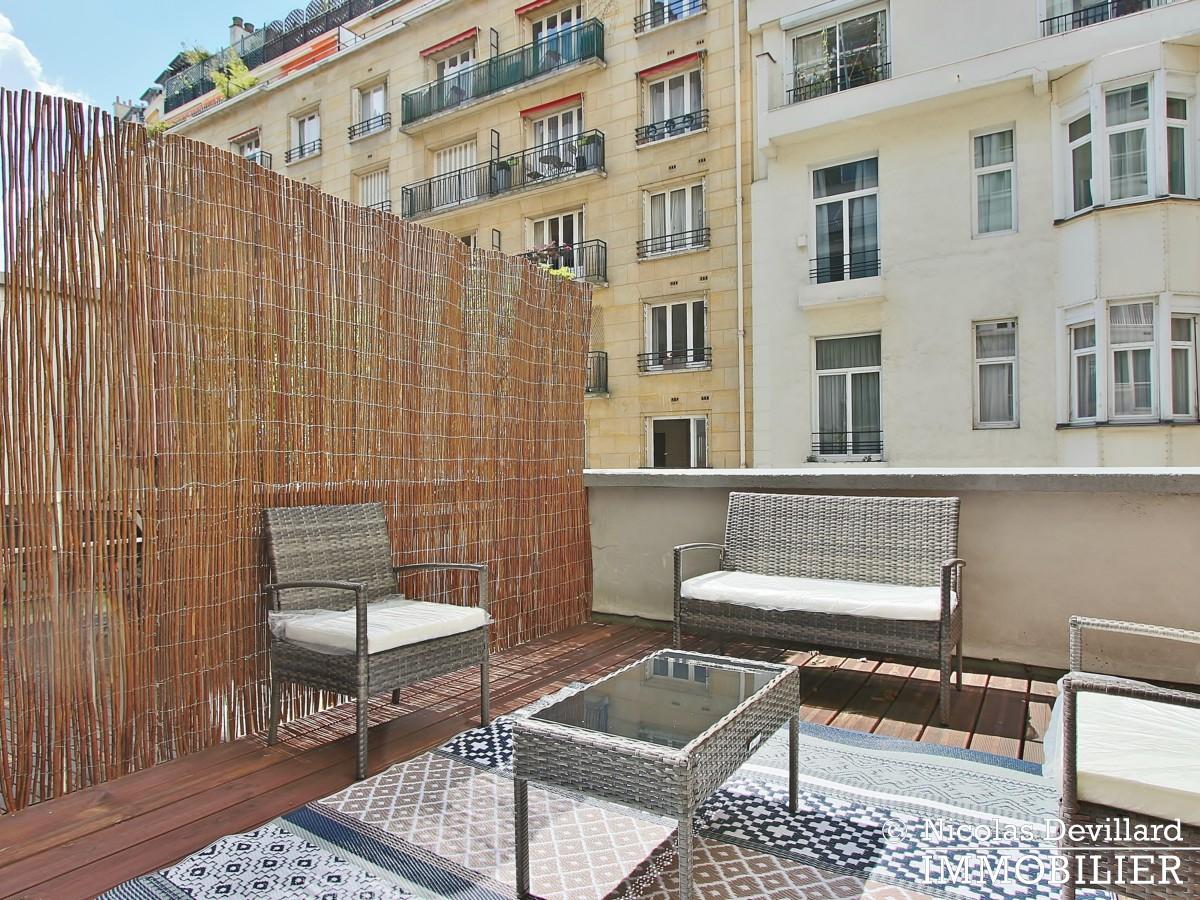 MozartJasmin – Studio élégamment rénové avec terrasse – 75016 Paris (9)